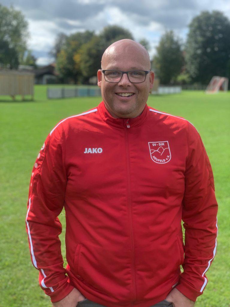 Rico Schielicke : Trainer D-Jugend