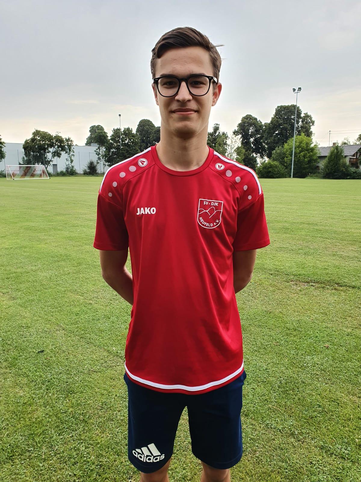 Maxi Schmitz : Co-Trainer C-Jugend