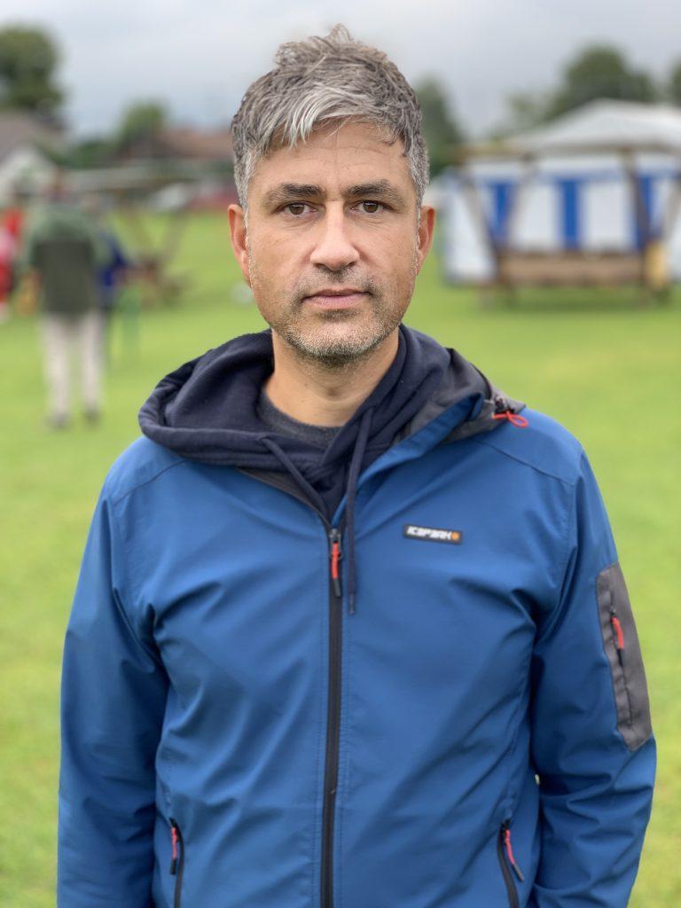 Rafael Beck-Wernick : Co-Trainer E-Jugend