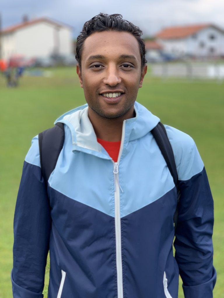 Mohamed Elnaggar : Trainer E-Jugend