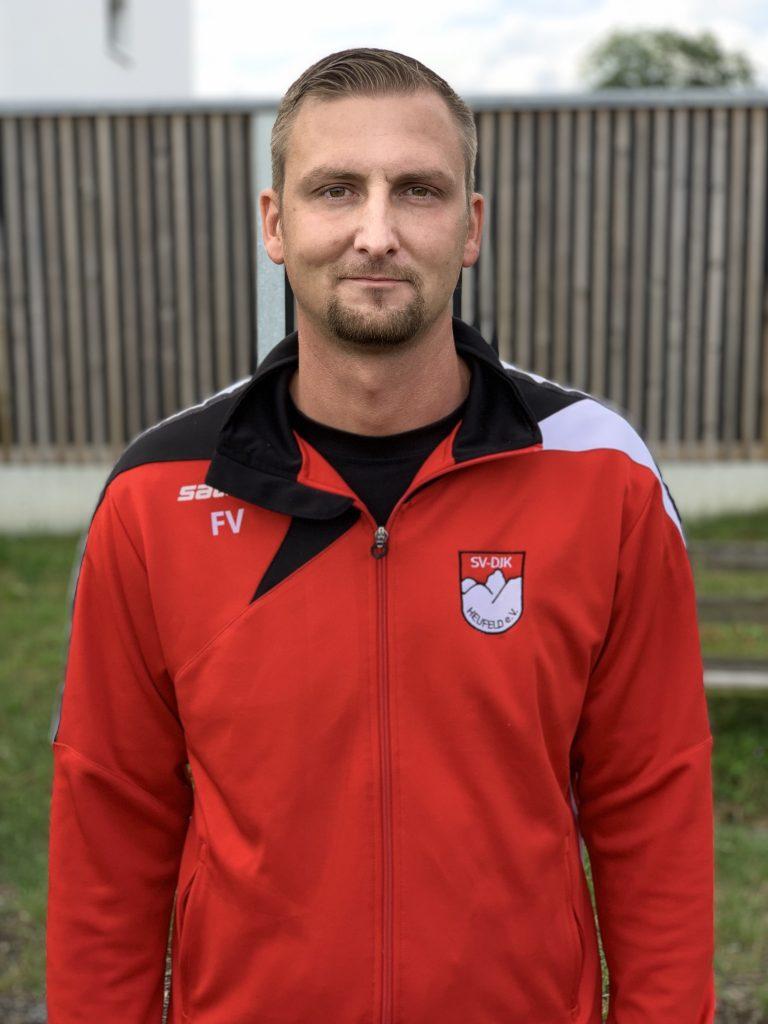 Franc Volpert : Trainer B-Jugend