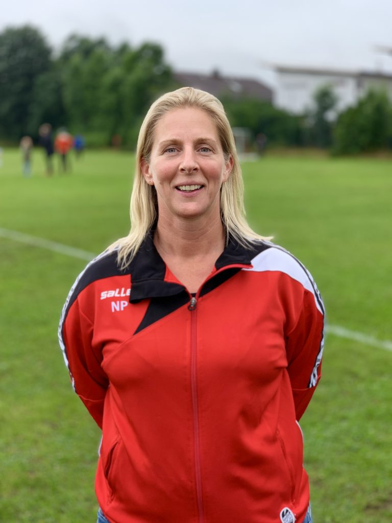 Nadine Pfahler : Co-Trainerin F2 & F3-Jugend