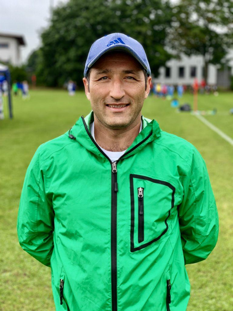 Edmond Leka : Trainer E-Jugend