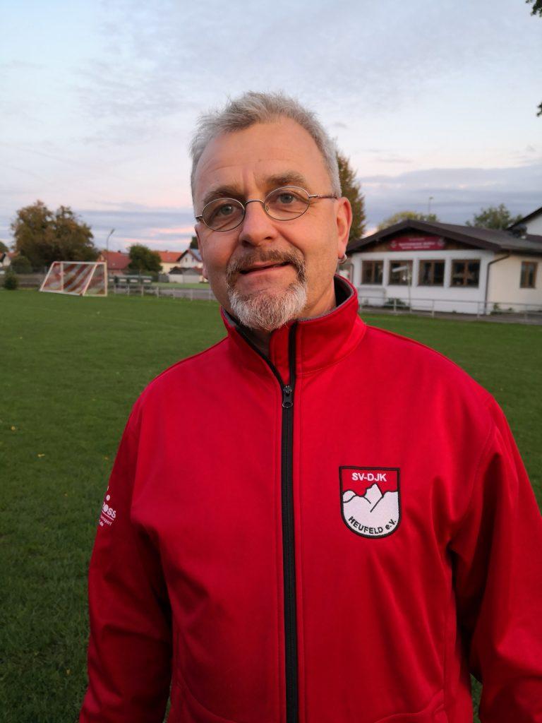Stefan Walz : Co-Trainer & Koordinator Herren