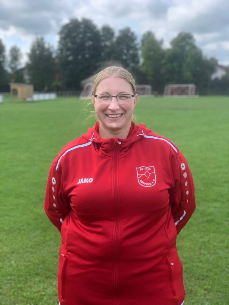 Annekathrin Finsterbusch : Co-Trainerin Bambinis