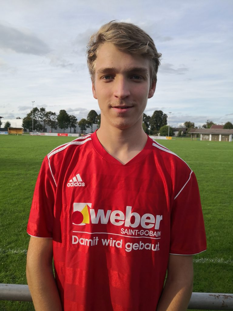 Marinus Wallner : Co-Trainer C-Jugend