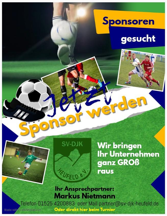 Schreiben Sie uns an partner@sv-djk-heufeld.de