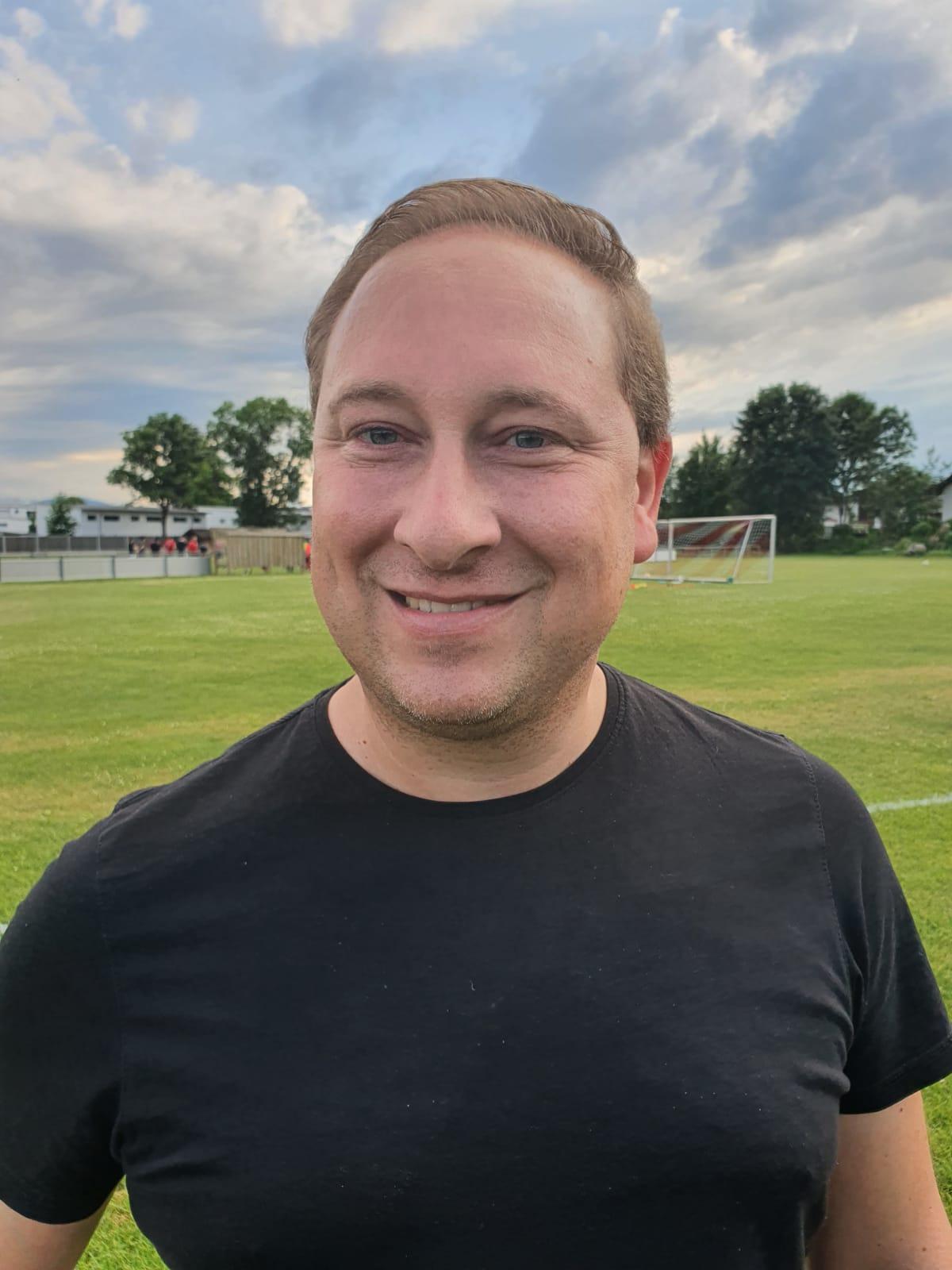 Daniel Widmann : Trainer D-Jugend
