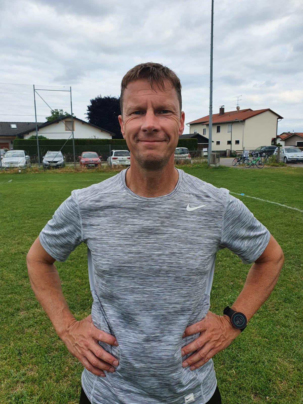 Tino Schröder : Trainer D-Jugend